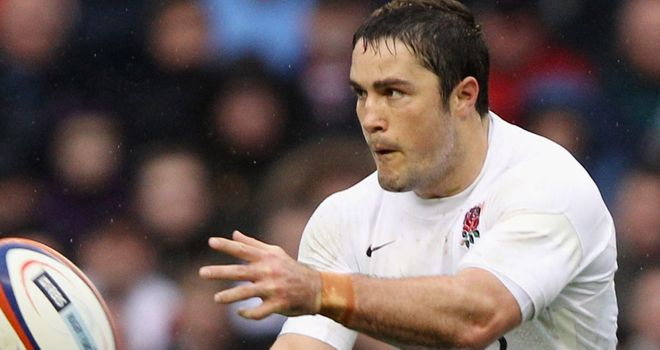 Brad Barritt says England must not put the All Blacks on a pedestal