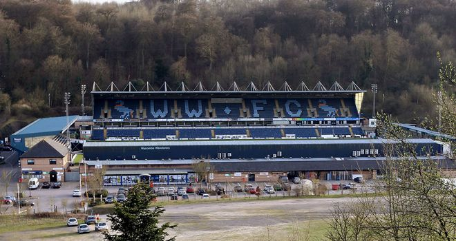 Adams Park: The home of Wycombe Wanderers