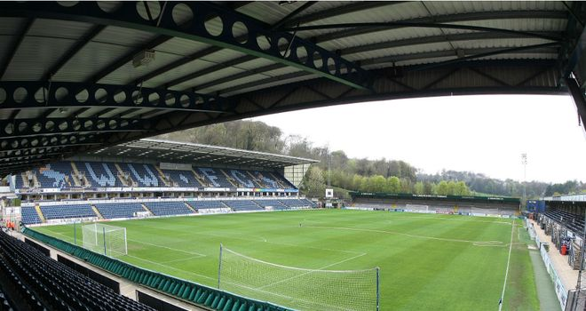 Adams Park: Clash called off