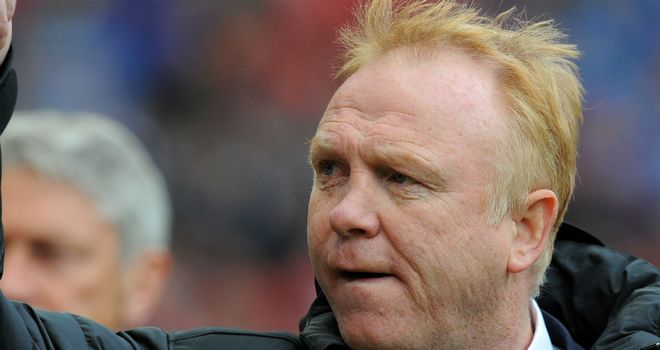Alex McLeish: Says Sunday would be a good day for Villa to do themselves justice