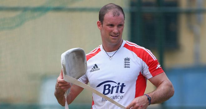 Andrew Strauss: Has come under pressure due to England's and his own poor form