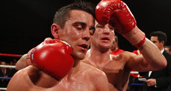 Anthony Crolla will renew his rivalry with Derry Mathews