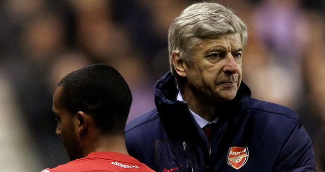 Arsene Wenger: Insists Theo Walcott is ill