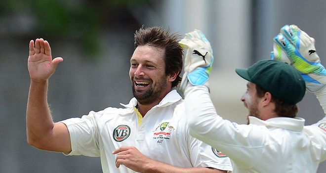 Ben Hilfenhaus: Unlikely to bowl again in first Test
