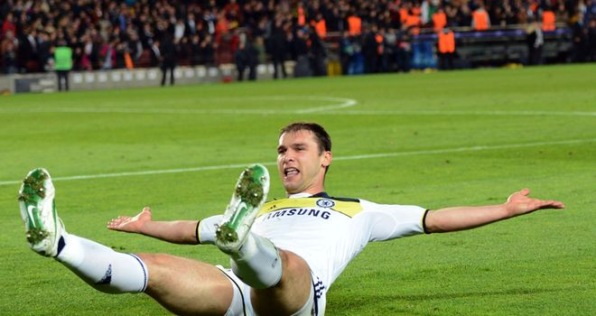 Branislav Ivanovic: Determined not to look back after Champions League ban