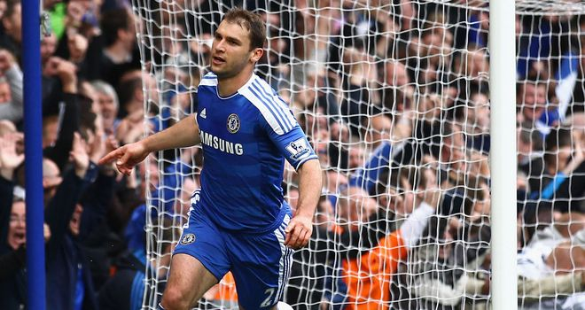Branislav Ivanovic: Has appealed FA's violent conduct charge