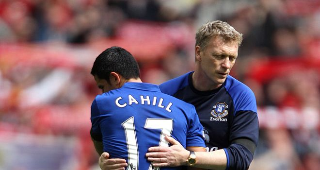 Tim Cahill: Has explained his motivation behind leaving Everton for America