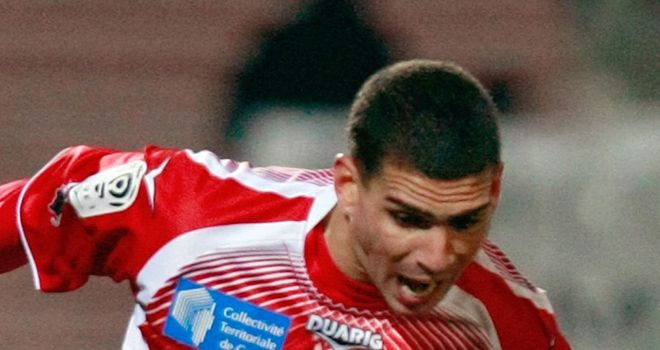 Carl Medjani: Gave Ajaccio the lead