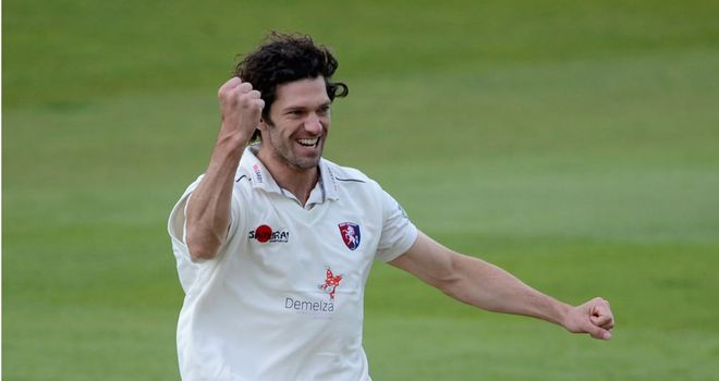 Charlie Shreck: Released by Kent after two seasons