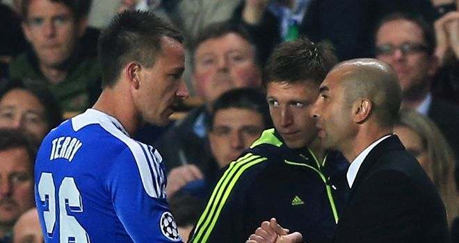 John Terry: Risks aggravating his rib injury if he plays again too soon