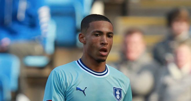 Jordan Clarke: Scored for Coventry, but it wasn't enough