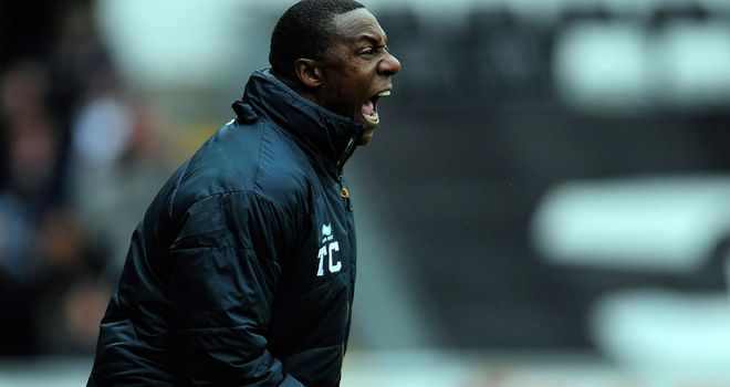 Terry Connor: Wolves caretaker boss was powerless to prevent their relegation