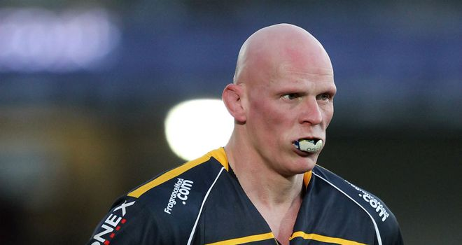 Craig Gillies: Worcester lock staying at Sixways for another season