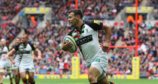 Danny Care: missed the Six Nations campaign