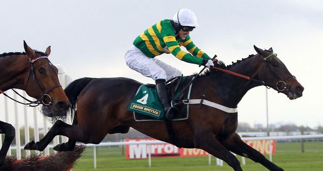 Darlan: Returns to action at Cheltenham on Sunday