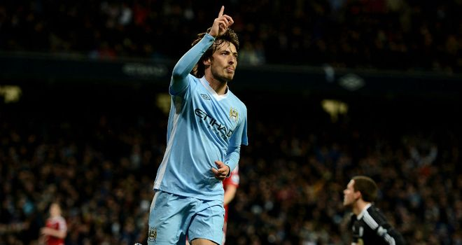 David Silva: Playmaker says Manchester City are now ready to win the Premier League title