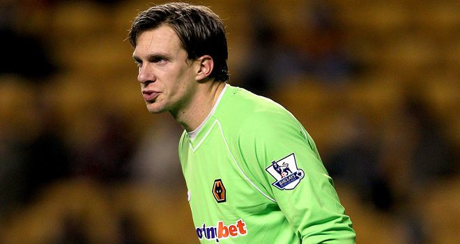 Dorus De Vries: Set to remain in England with Nottingham Forest
