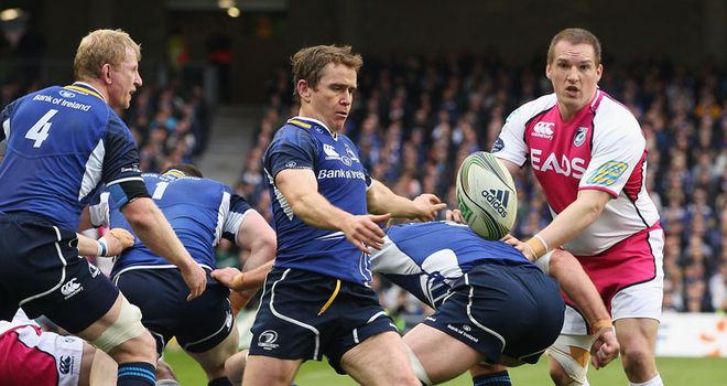 Launch pad: Reddan sets up another quarter-final attack against Cardiff Blues