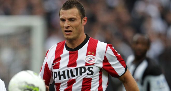 Erik Pieters: Still keen on Newcastle
