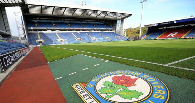 Ewood Park: Henning Berg's permanent successor has yet to move in.