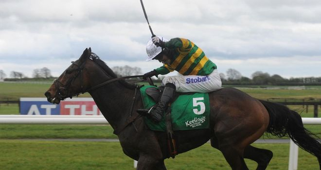 Get Me Out Of Here: Scores at Fairyhouse under a determined McCoy drive