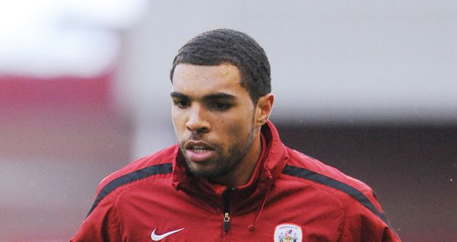 Scott Golbourne: Scored Barnsley's second goal