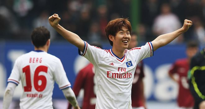 Heung Min-son: Linked with move to England