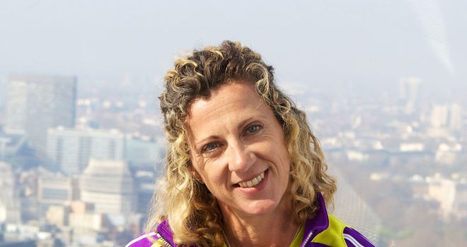Sally Gunnell: Has called for much tougher sanctions for offenders