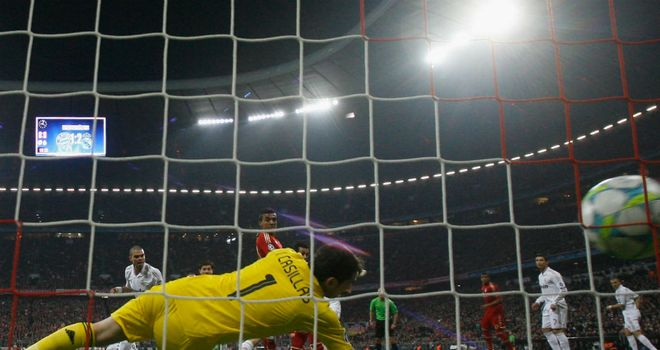 Iker Casillas: Saved from Toni Kroos and Philipp Lahm in the shoot-out but it was not enough