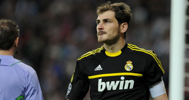 Iker Casillas: Real Madrid captain has backed the club to make the best decision over Luka Modric