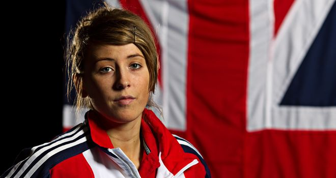 Jade Jones: Profile has been raised