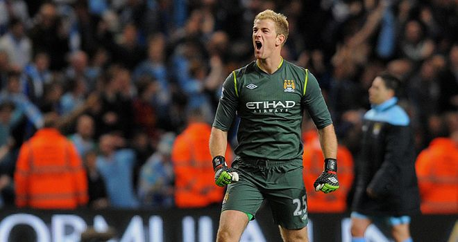 Joe Hart: Wants Manchester City totally focused on Newcastle game