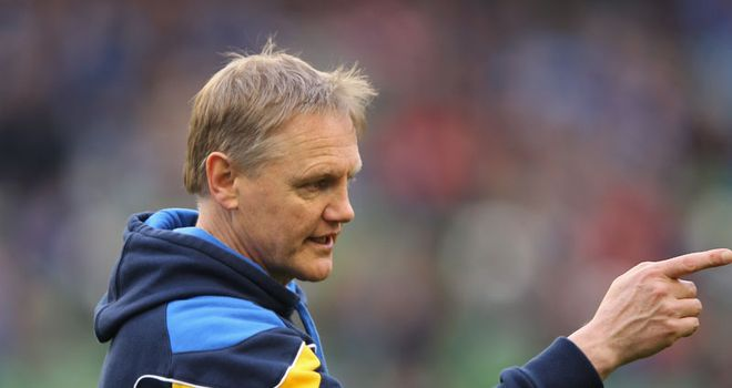 Can Joe Schmidt help ireland beat the All Blacks?