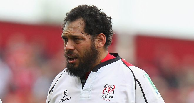 John Afoa: Will miss the Heineken Cup clash with Edinburgh after landing a suspension