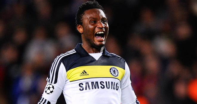 John Obi Mikel: Is determined to focus on cup success after disappointment against Newcastle