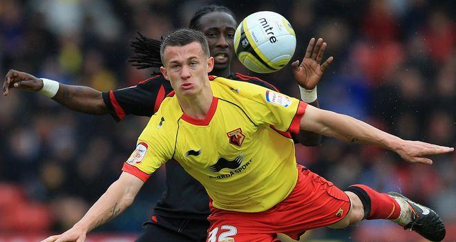 Hogg: Watford deny Boro