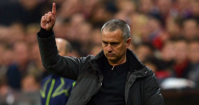 Jose Mourinho: Insists Real will 'go for it' in second leg against Bayern