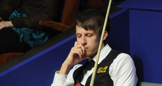Judd Trump: Overcame illness to beat Dominca Dale