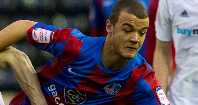 Kyle De Silva: Crystal Palace youngster ready for the challenge ahead