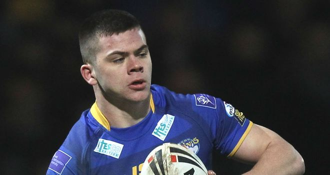 Liam Hood: Looking forward to getting back into action