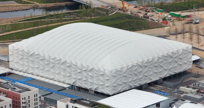 London 2012 Basketball Arena: Where the action will be this summer