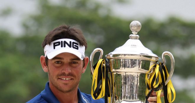 Louis Oosthuizen: closing 68 was good enough for victory