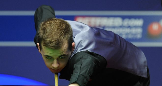 Luca Brecel: Fell 3-0 down but still managed to defeat Mark King