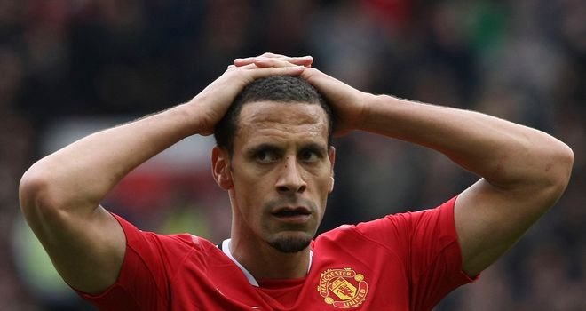 Rio Ferdinand: Saw Manchester United miss out on the Premier League title