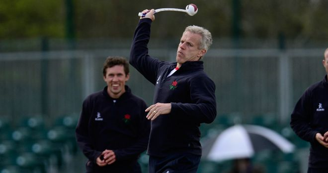 Peter Moores: One of only two non-Olympic sport coaches to join Elite Programme