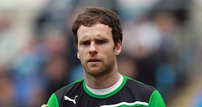 Joe Murphy: Out of contract in the summer