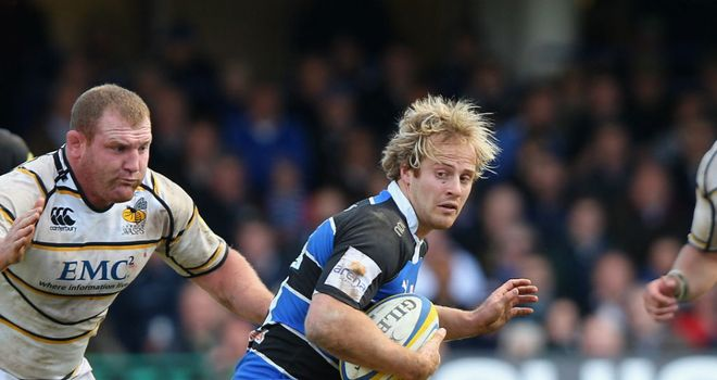 Nick Abendanon: Back at full-back for Bath
