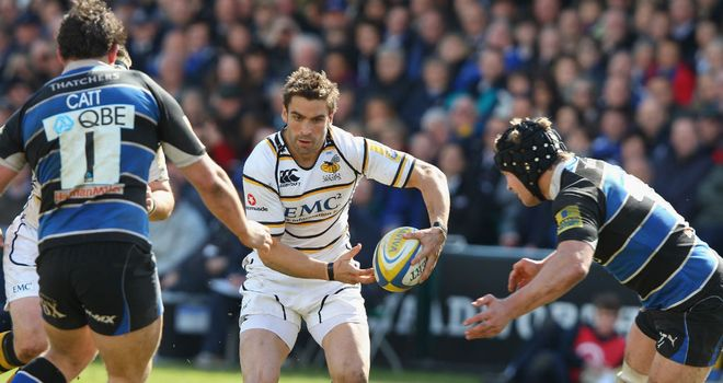 Nick Robinson will leave Wasps for Bristol at the end of the season
