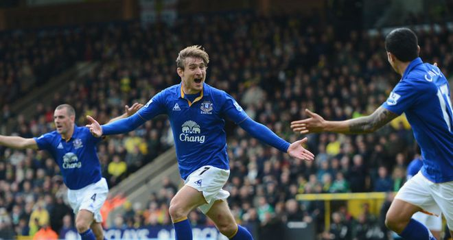 Nikica Jelavic: Praise from his new manager