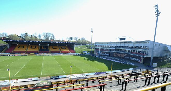 Super League (Europe) Ltd tables an offer to buy the Bradford Bulls